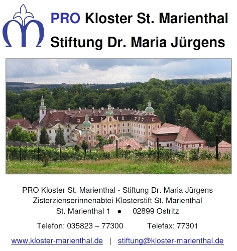 PRO Kloster St. Marienthal - Stiftung Dr. Maria Jürgens
